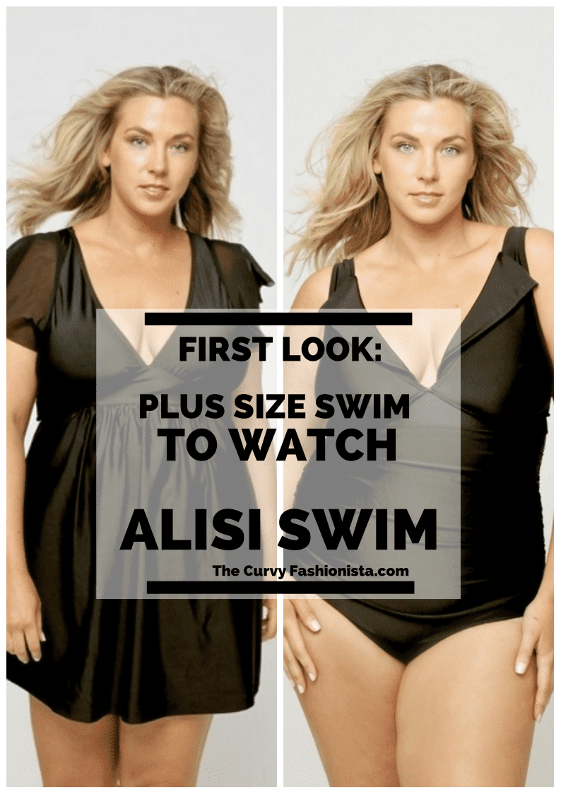 New Plus Size Swimwear Label to Watch Alisi Swim