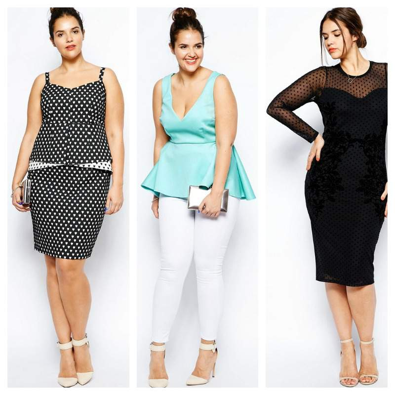 ASOS Curve Plus Size fashion