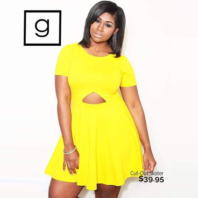 Plus Size Model Grisel Paula Launches Clothing Line- Grisel