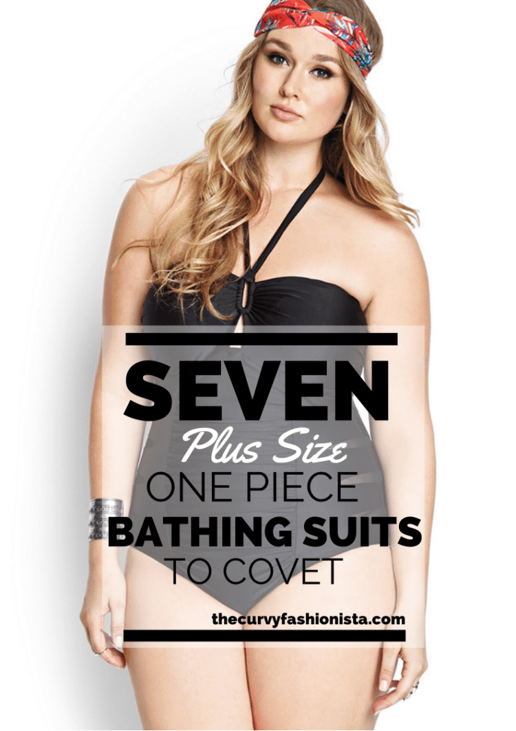 SEVEN One-Piece Plus Size Bathing Suits to Covet