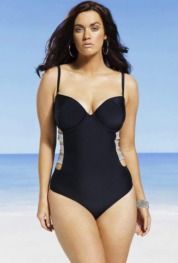 Sexy Teen Plus Size Swim Suits 76
