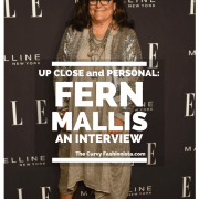 Up Close and Personal with Fern Mallis- An Interview