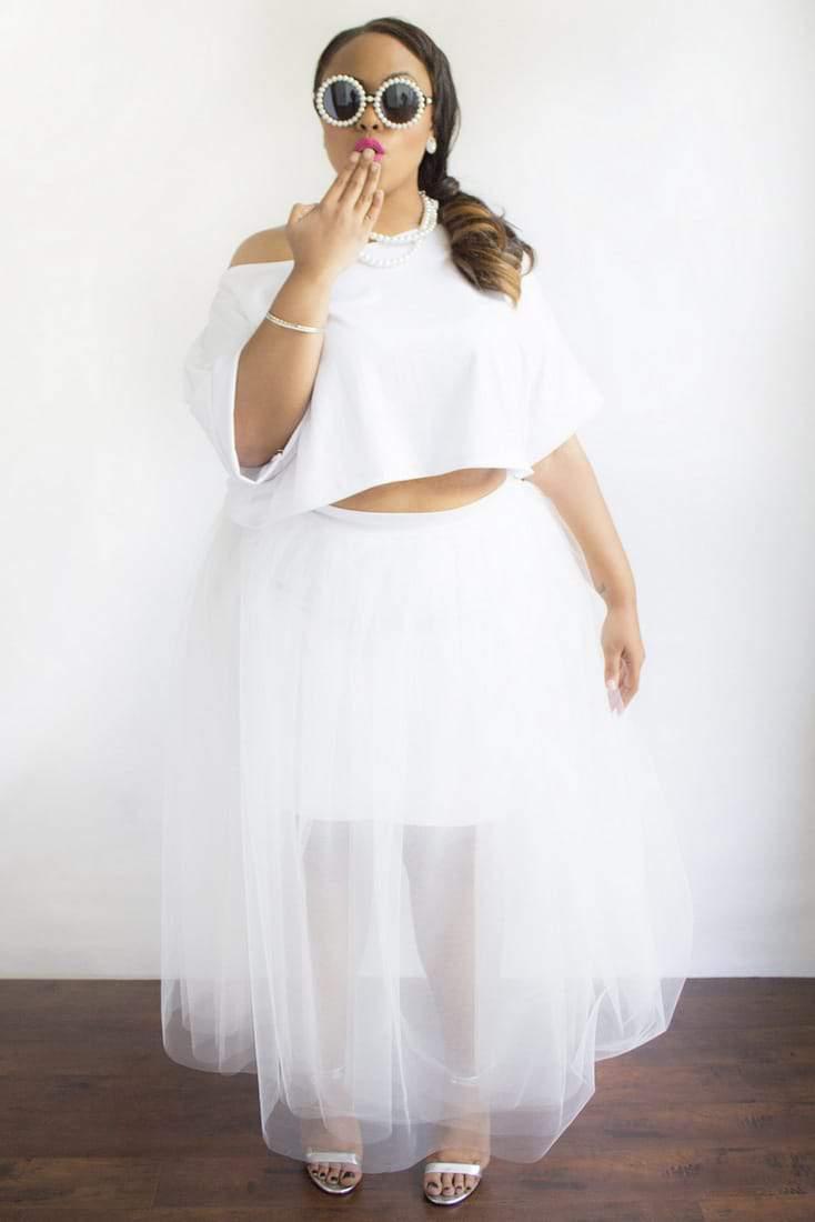 Los Angeles Plus Size Designer, Zelie for She Collection