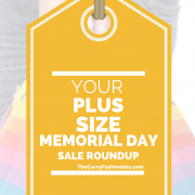 Your Plus Size Memorial Day Sale Roundup