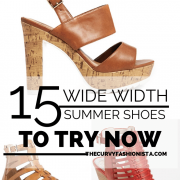 15 Wide Width Summer Shoes to Try NOW