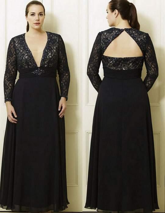Plus size evening dress uk size