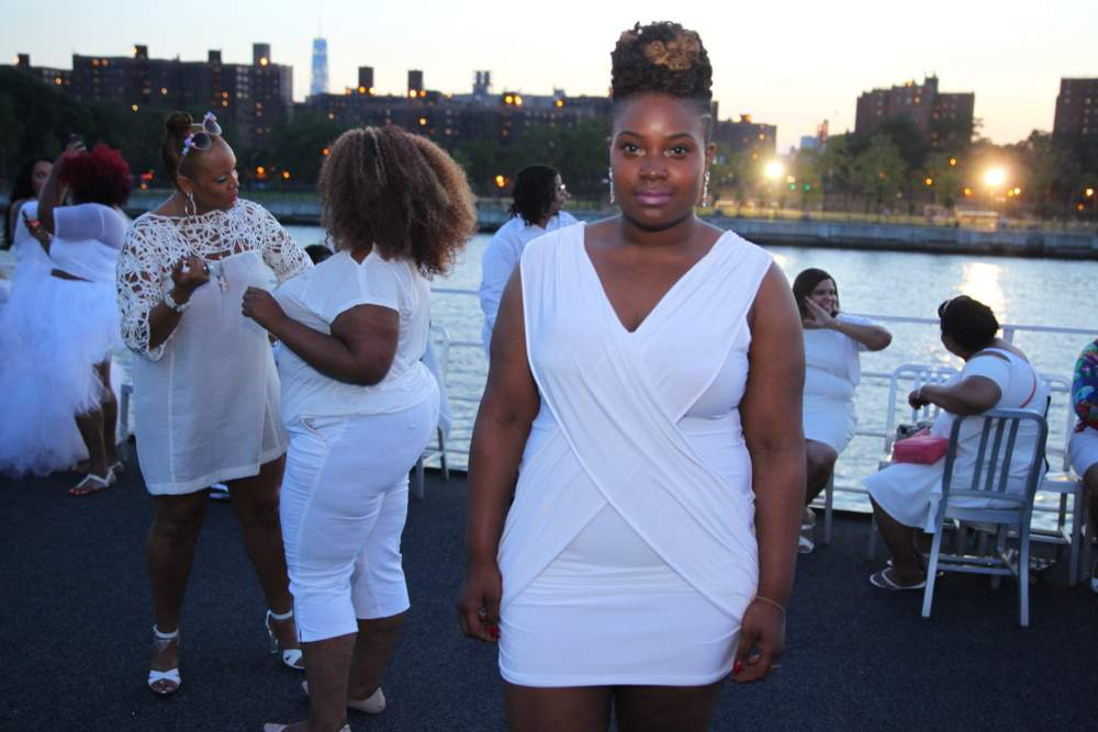 Face of Full Figured Fashion Week Bree Woodley