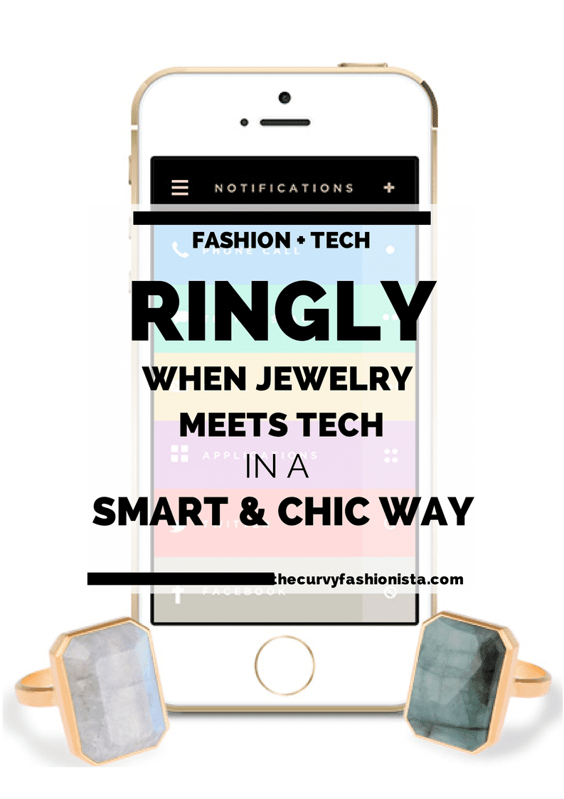 When Jewelry Meets Technology In a Smart Way- Ringly