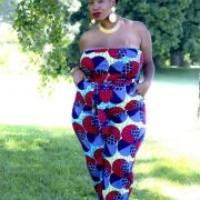 Plus Size Jumpsuit By Zelie for She