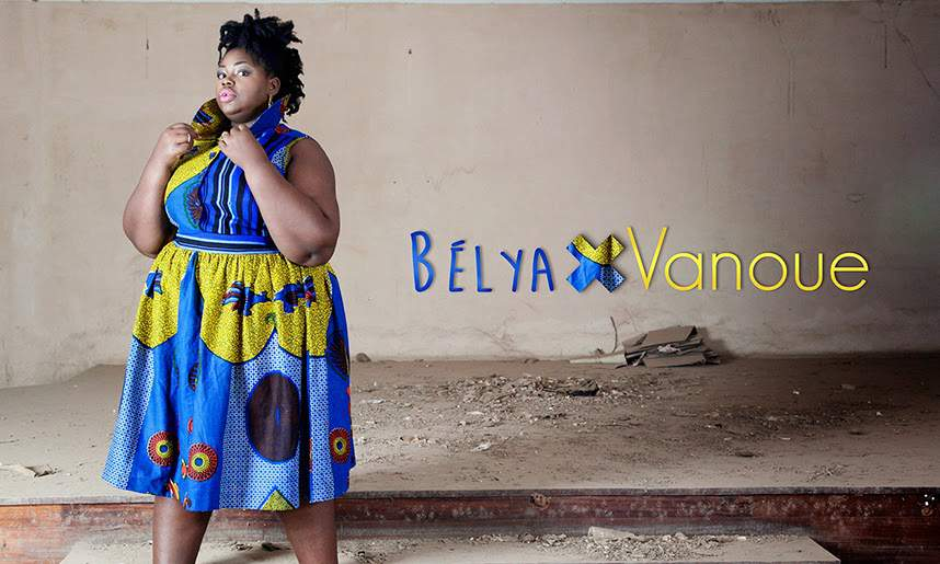 First Look at Bélya X Vanoue Collection