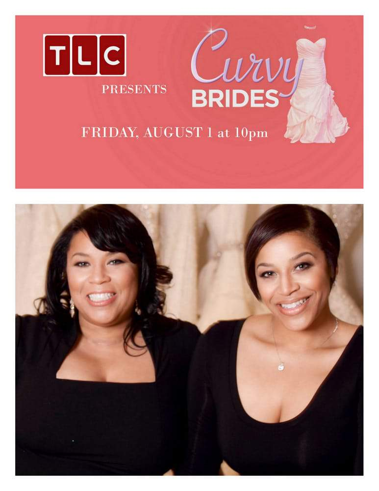 TLC's Curvy Brides Shines the light on Curvaceous Couture Bridal
