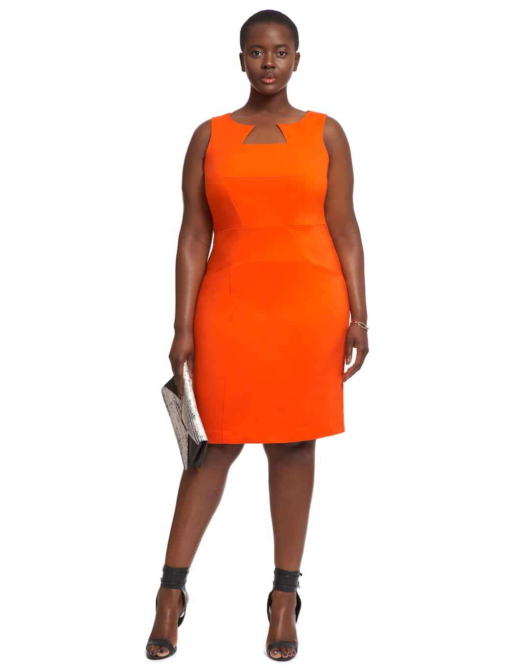 Look #8 Eloquii Brandi Sheath Dress