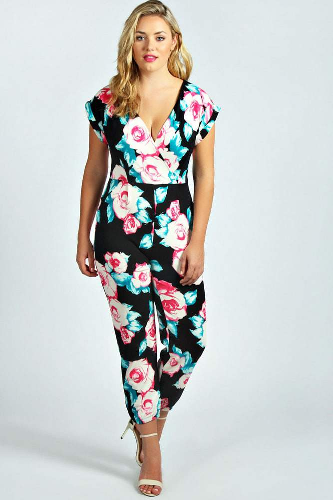 Plus Size Jumpsuits and Rompers to Try NOW