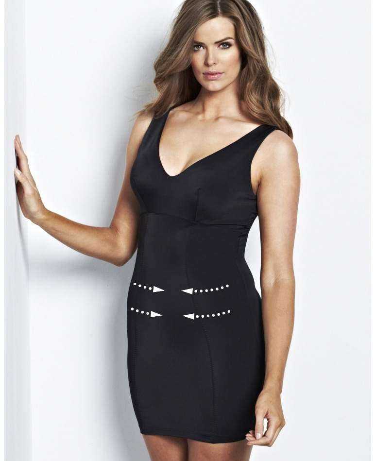 Plus Size Shapewear:  Magisculpt Full Coverage Shaper