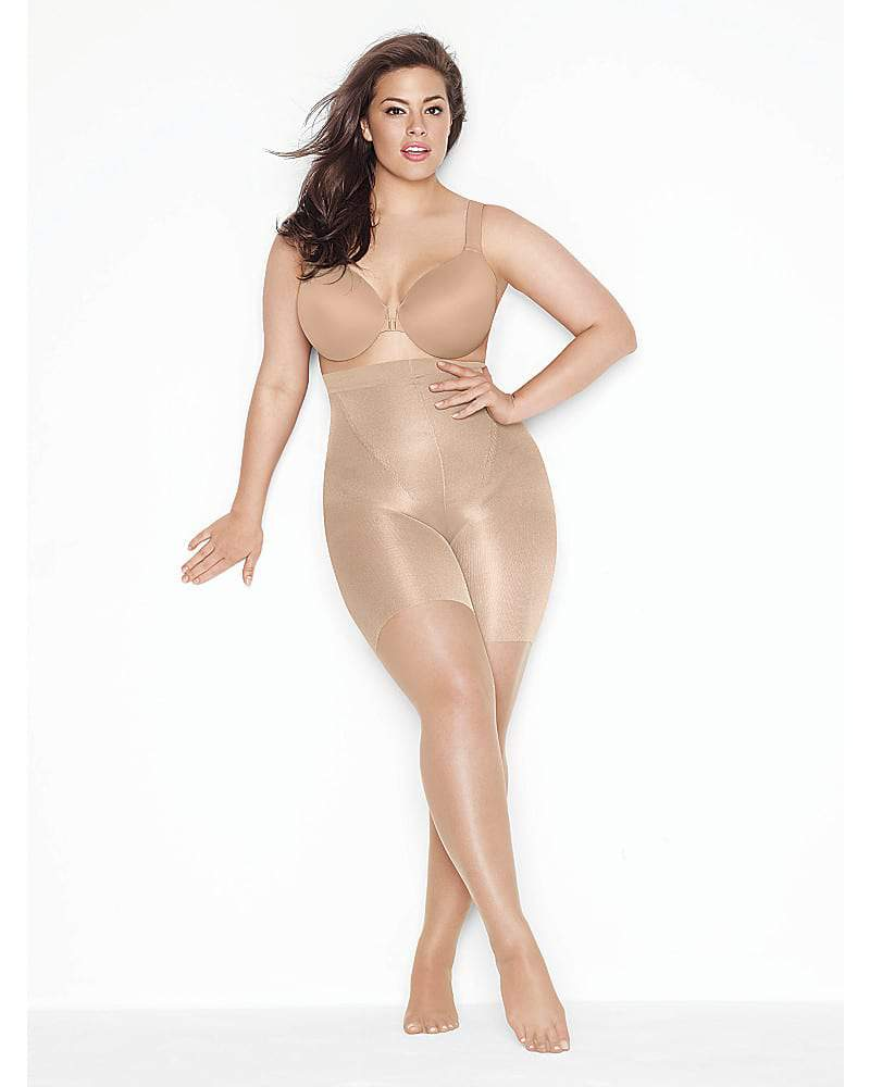Plus Size Shapewear: Spanx Higher Power Shaper