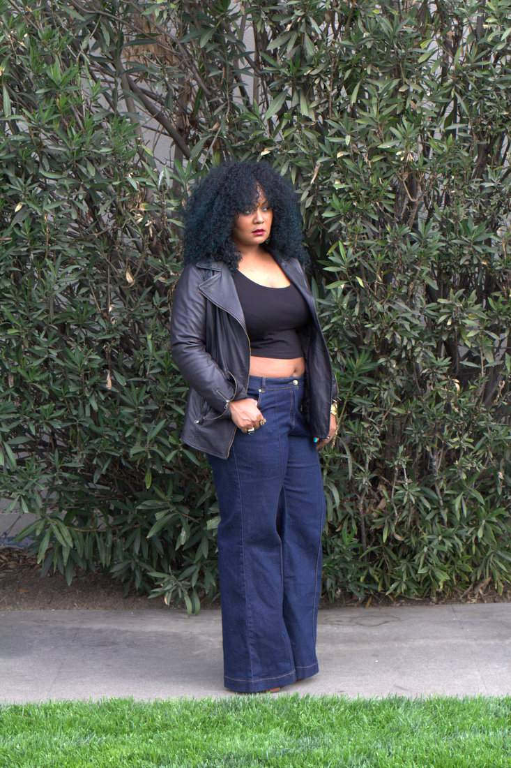 plus size denim essentials on The Curvy Fashionista
