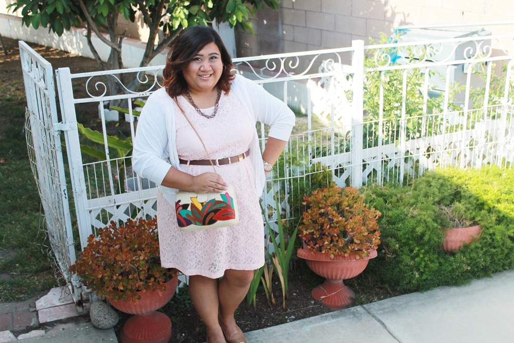Plus Size Fashion Blogger Spotlight: Nina from Curvy Mod