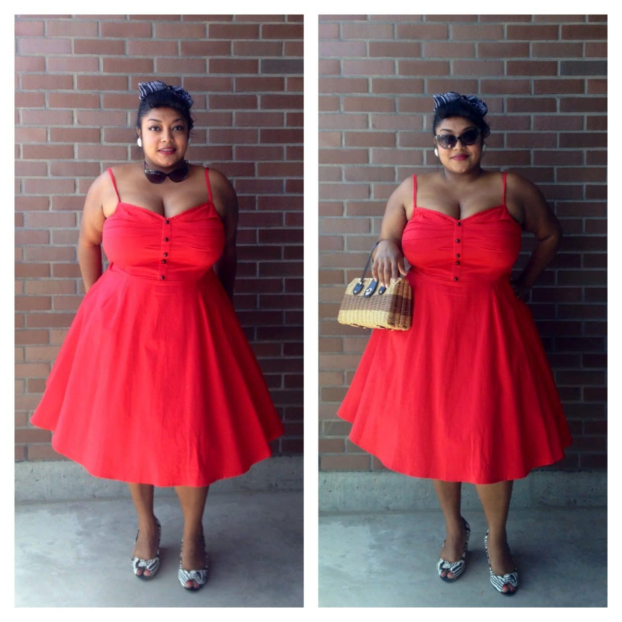 FASHION BLOGGER SPOTLIGHT: Irene of Petite Plus, Meow!