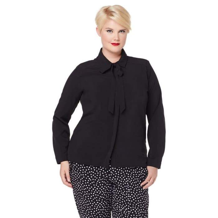 HSN Stories… by Kelly Osbourne in Plus Sizes 4