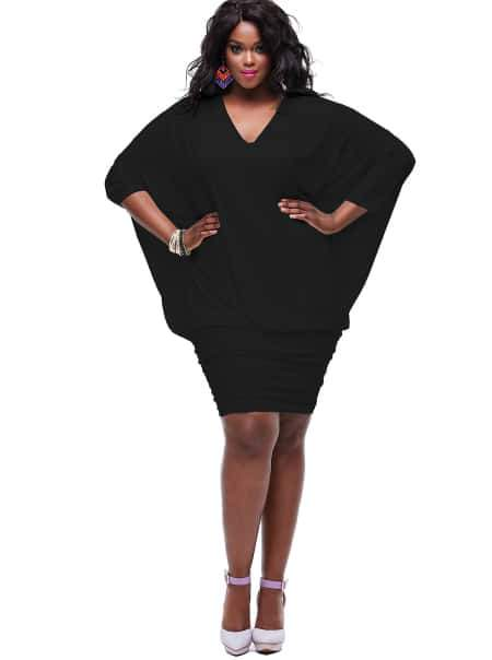15 Plus Size Little Black Dresses For The Fall