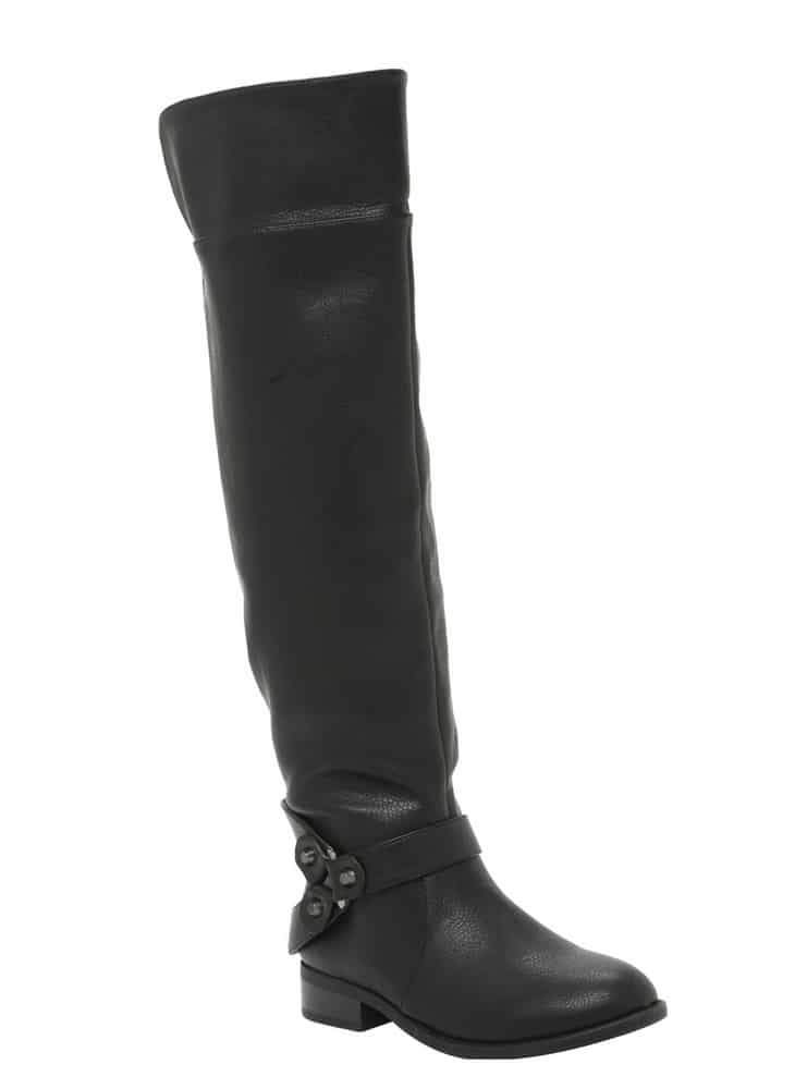 Over the Knee Harness Wide Calf Boot from Torrid
