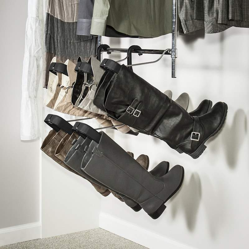 Wardrobe Wonders: Save Your Boots with the Boot Butler