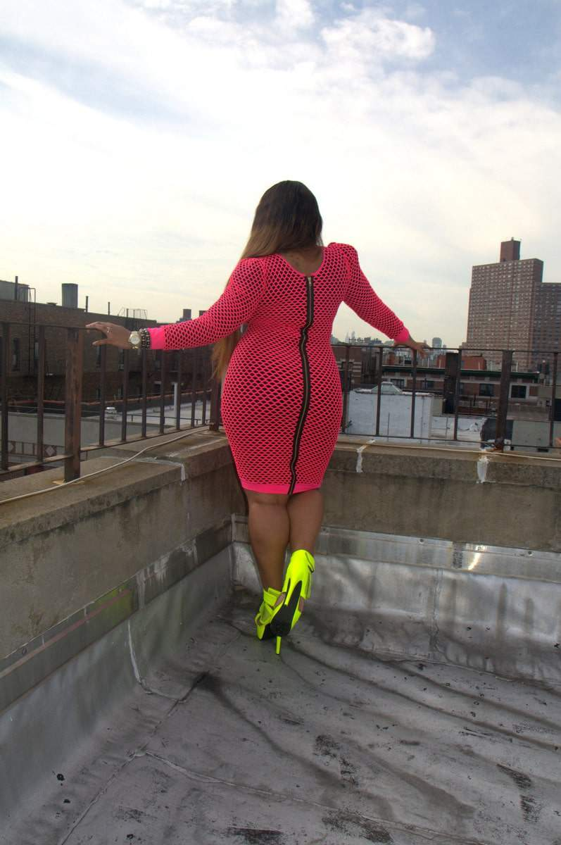 Fashion Blogger Spotlight:  Essie of Golden Kaleidoscope