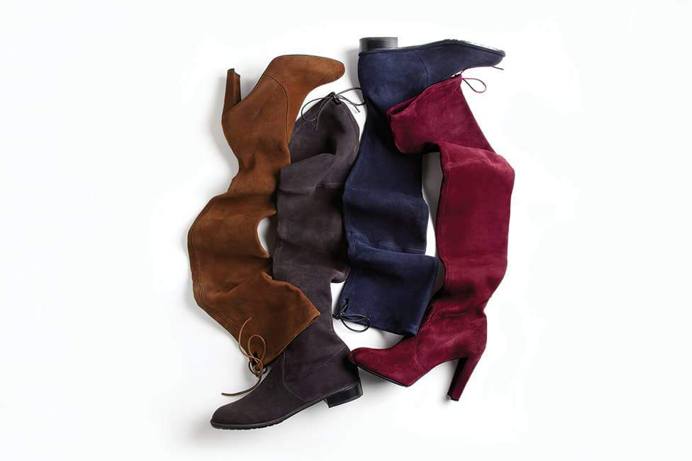 Booted Up for Fall: Stuart Weitzman SW x YOU Custom Boots
