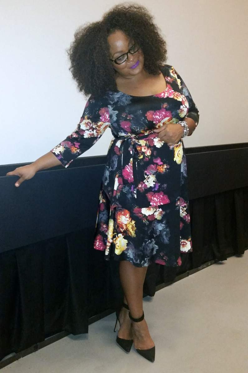 Diversity Now Panel at Ryerson University on The Curvy Fashionista