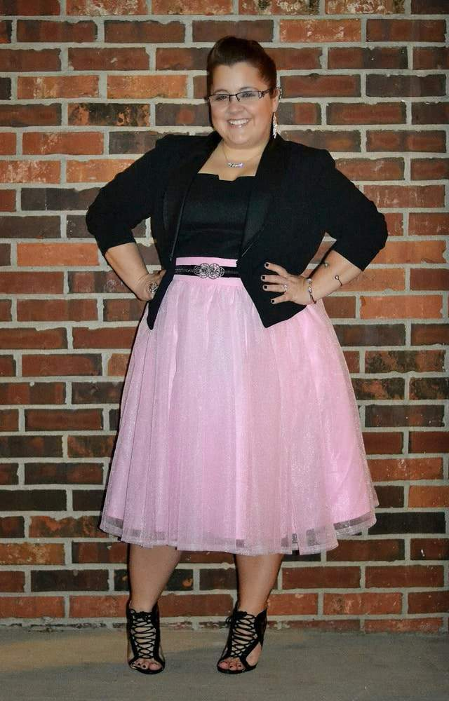 Plus Size Fashion Blogger Cassandra from Style Cassentials