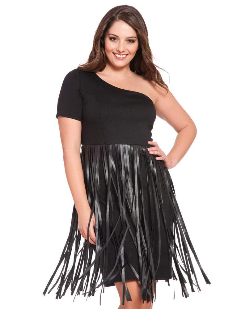 photographs of plus size attire