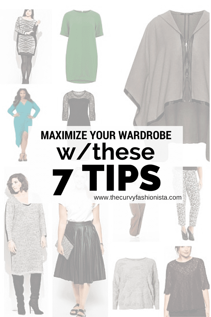 Ways to Maximize Your Wardrobe