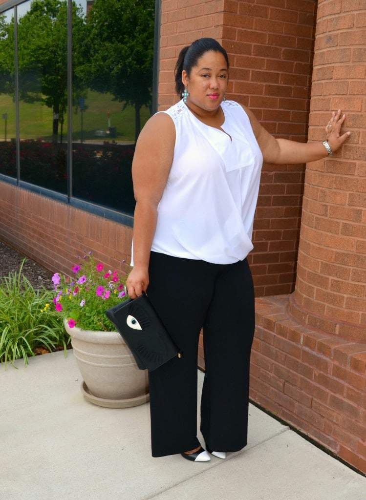 Plus Size Blogger Whitney Nic James
