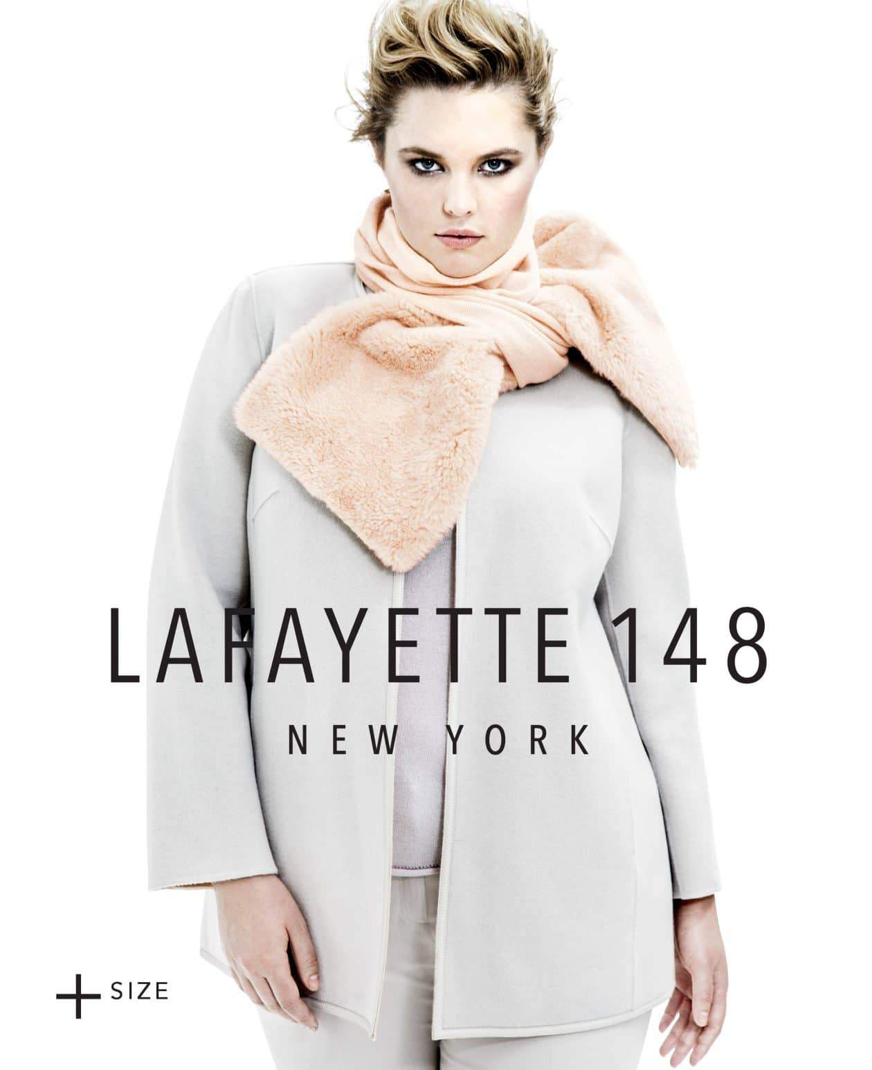 Lafayette 148 NY Plus Size Fall 2014 Look Book