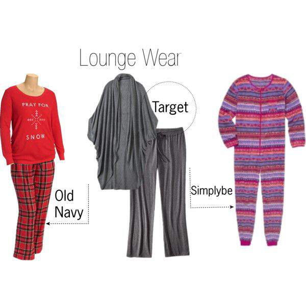 Holiday Survival Kit: Loungewear