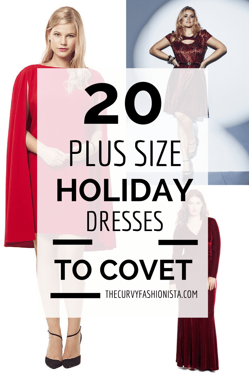 dcf079bec6c 20 Plus Size Holiday Dresses to Keep on Your Radar