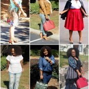 Marie Denee's Personal Style- October Style Recap