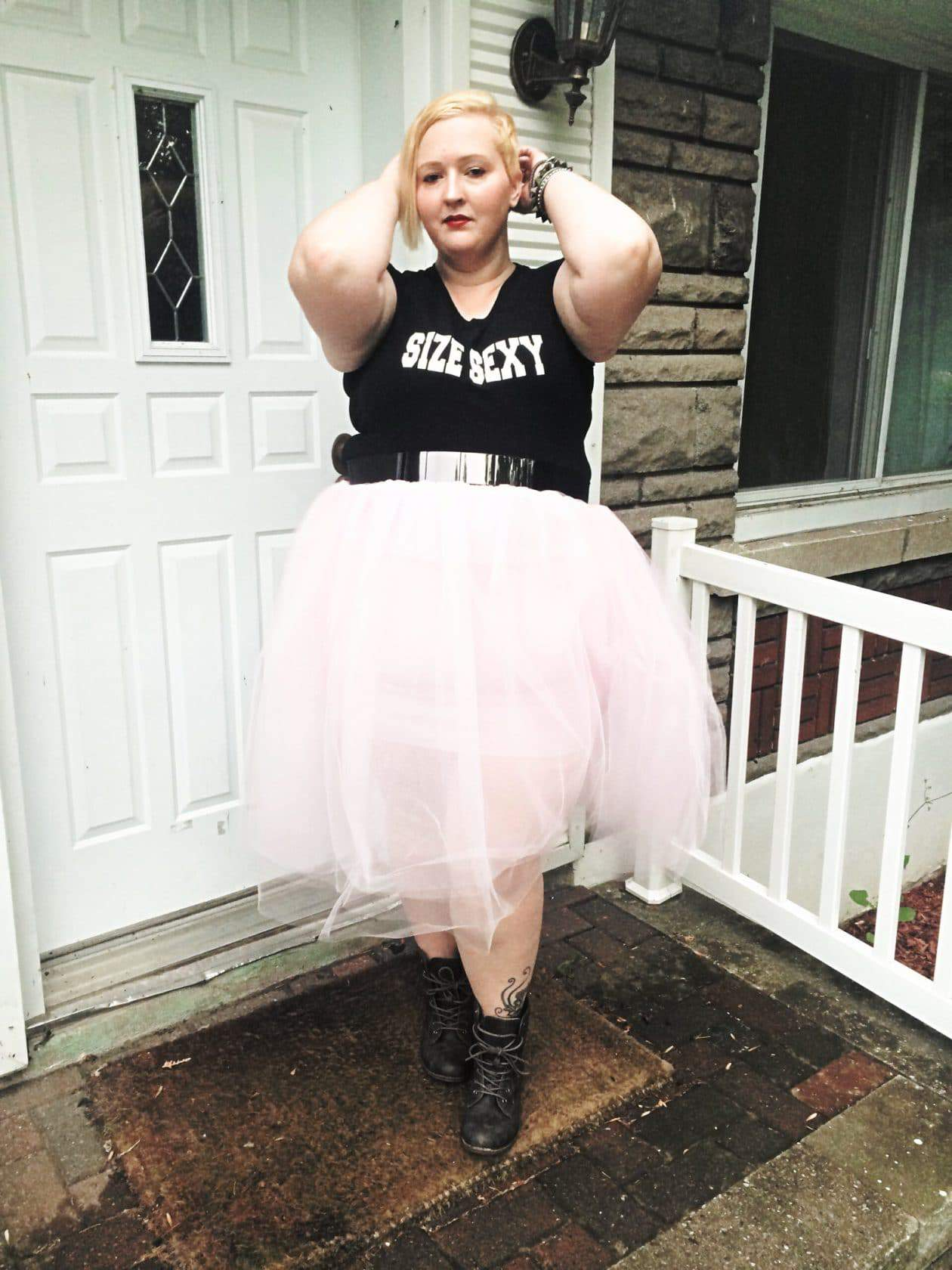 Fashion Blogger Spotlight: Cynthia of Flight of the Fat Girl