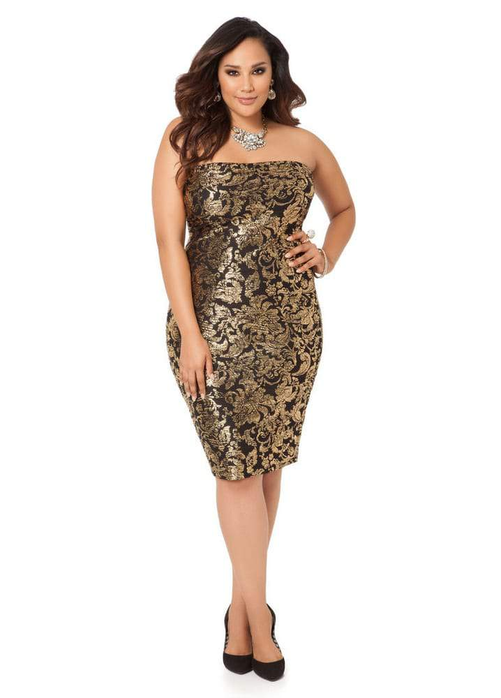 20 Plus Size Holiday Dresses to Keep on Your Radar | The Curvy ...