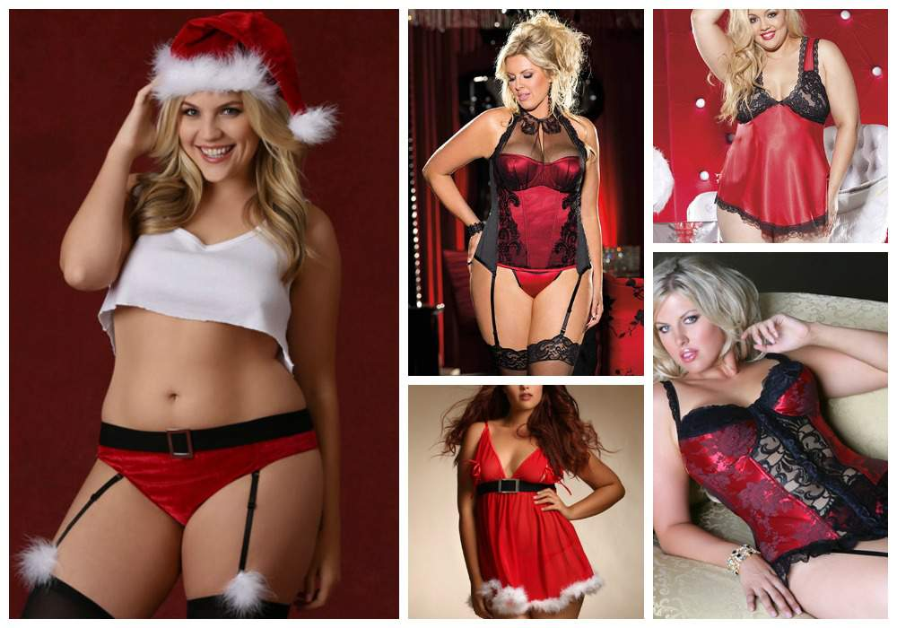 First Look: Hips and Curves Holiday Lingerie Gift Guide | The Curvy  Fashionista