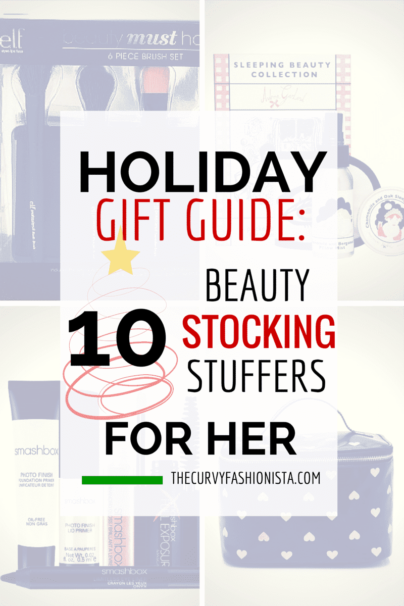 Holiday Gift Guide- 10 Beauty Stocking Stuffers for Her