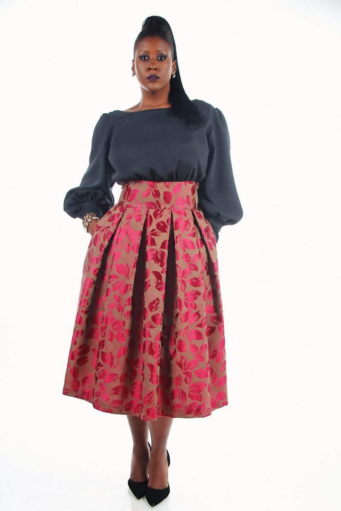 First Look: Plus Size Collection- JIBRI Holiday 2014
