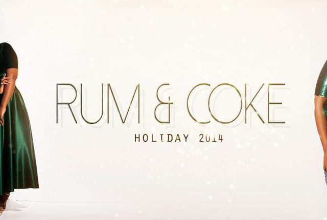 First Look at Plus Size Designer Label Rum and Coke Holiday Collection