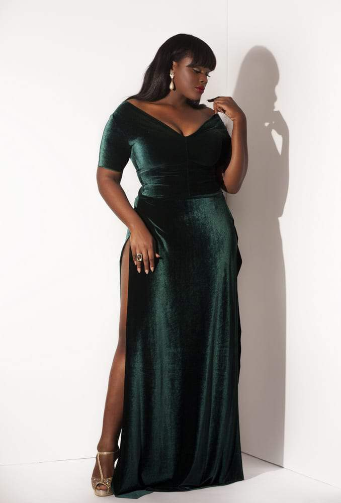 Plus Size Designer Label Rum and Coke Holiday Collection
