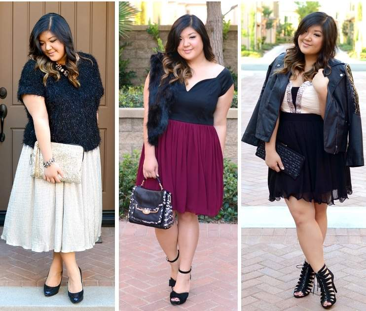 Top 20 Breakout Plus Size Personal Style Bloggers of 2014- Curvy Girl Chic