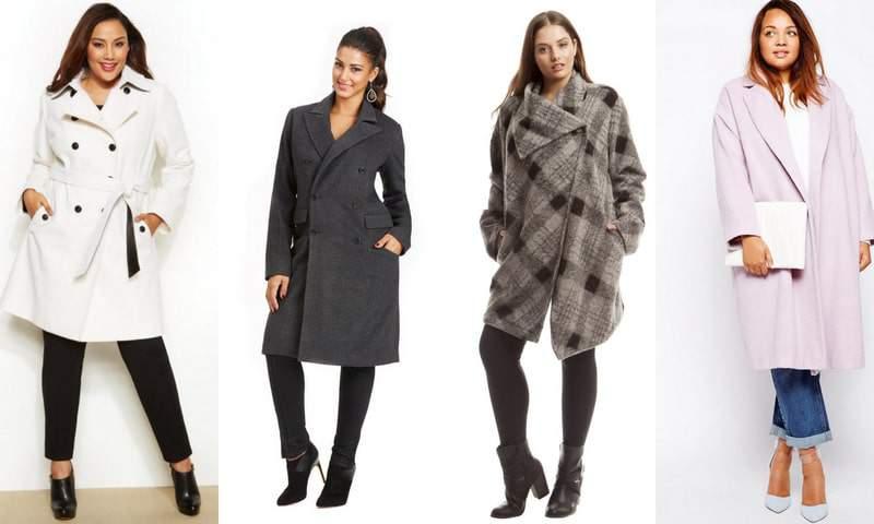 Plus size Coats on The Curvy Fashionista