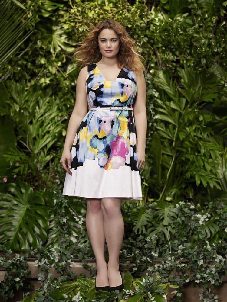 30a1cb85222 First Look  Lela Rose for Lane Bryant