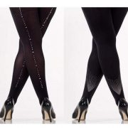 20 Places to Shop Plus Size Hosiery and Tights on The Curvy Fashionista