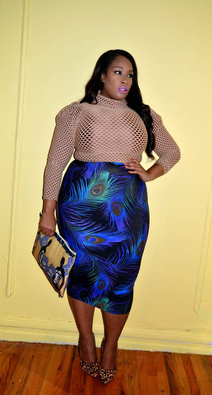 Top 20 Breakout Plus Size Personal Style Bloggers of 2014- Golden Kaleidoscope