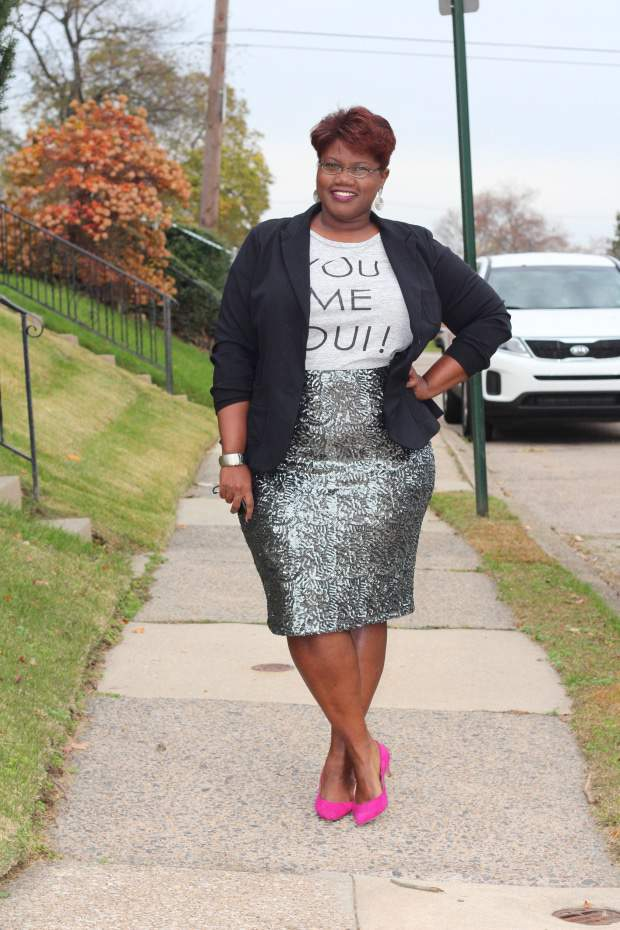 Top 20 Breakout Plus Size Personal Style Bloggers of 2014- Grown and Curvy Woman